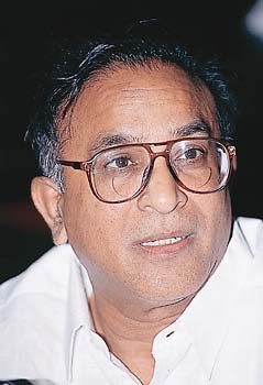Jaipal Reddy's Biography
